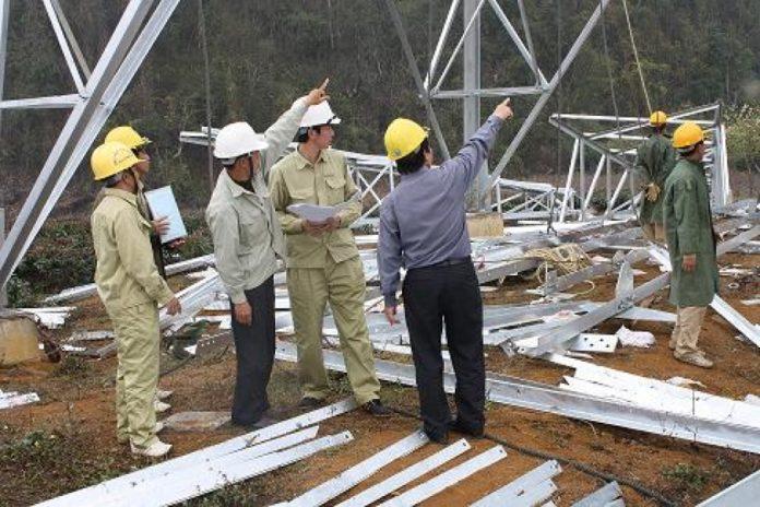 Phá dỡ công trình tại TPhcm