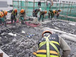 Dịch vụ đục phá bê tông