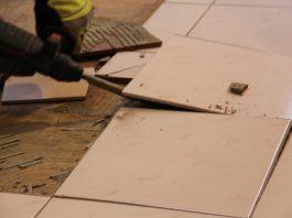 Sủi nền nhà tại tphcm