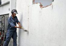 Đập phá tường hiệu quả