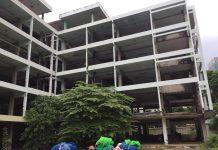 Phá dỡ công trình 123 Trương Định