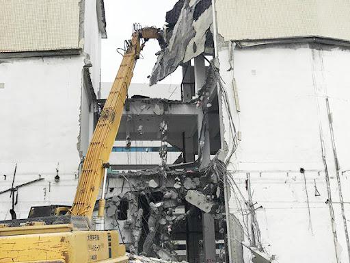 Phá dỡ nhà tại tphcm